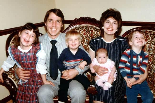 Dad 1983