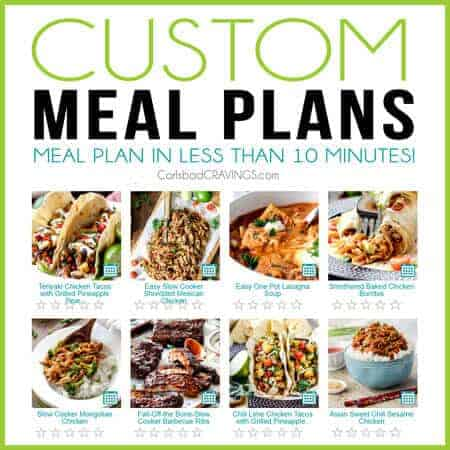 Simplify Your Life With Real Plans Meal Plans! - Carlsbad Cravings