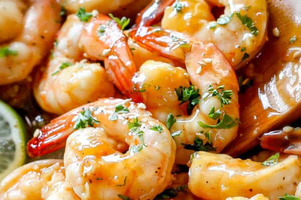 Sweet Chili Shrimp (grill or stovetop)