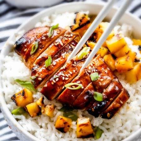 Sweet Chili Teriyaki Chicken