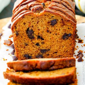 Mom's Famous Pumpkin Bread