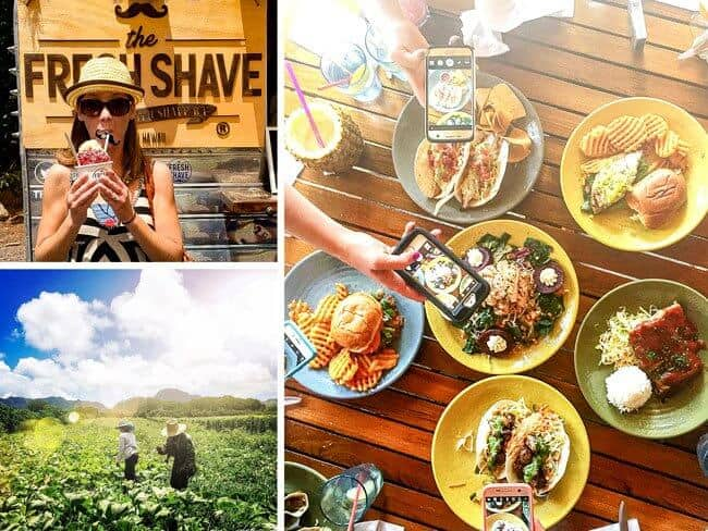 Kauai - where to eat