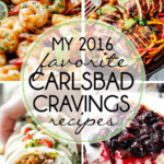 My Personal Favorite Recipes from 2016