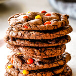 Customizable Nutella Cookies (soft and chewy!)