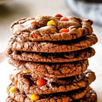 Nutella Cookies (customizable!)