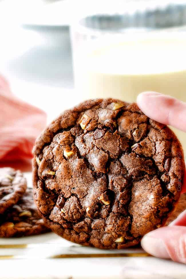 Nutella Cookies Recipe Without Chocolate Chips