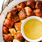 Pretzel Monkey Bread