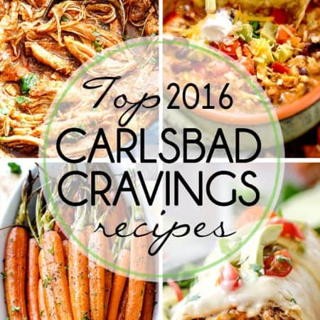Top 16 Recipes of 2016