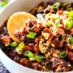 Boston Baked Bean Dip