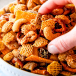 Italian Parmesan Party Mix