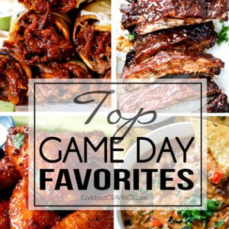 Top Game Day Recipes