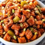 Slow Cooker Chinese Cashew Chicken