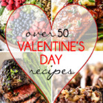 Over 50 Valentine's Day Recipes