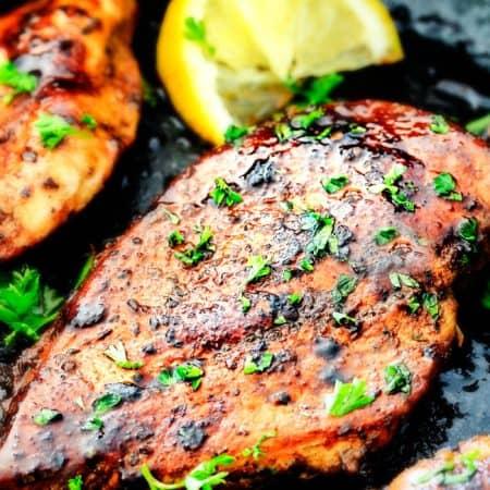 Best Ever Greek Chicken Marinade
