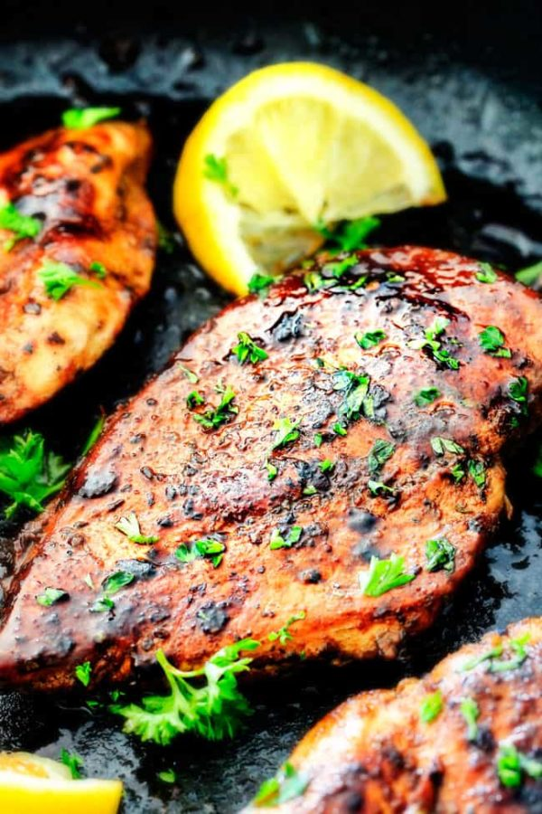 Best ever greek chicken marinade carlsbad cravings all greek marinated chicken is so juicy tender and exploding with flavor from an easy forumfinder Gallery