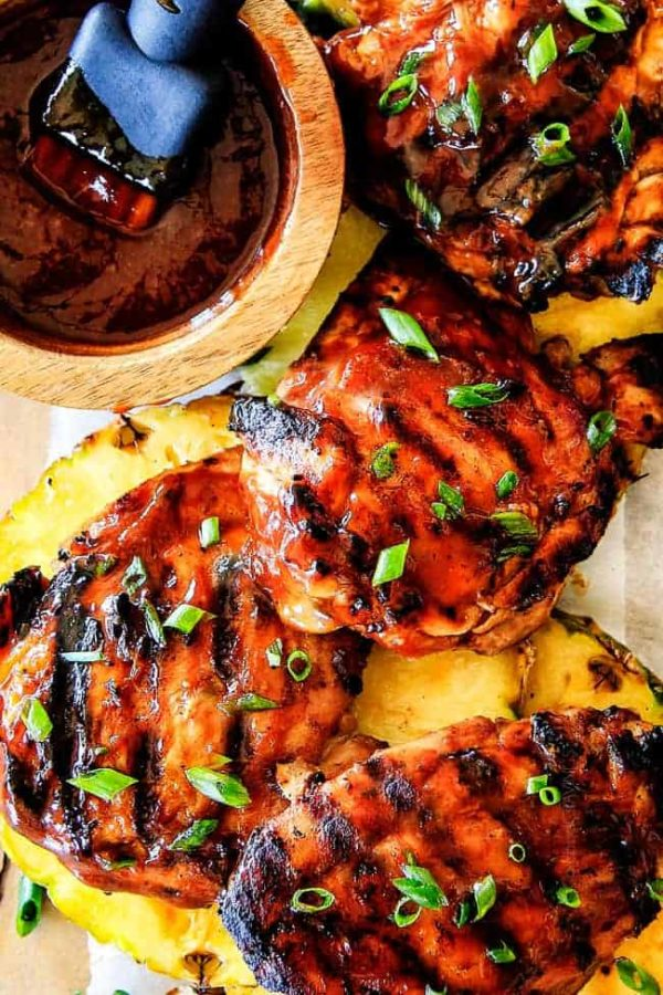 Mesquite Pineapple Bbq Chicken Carlsbad Cravings