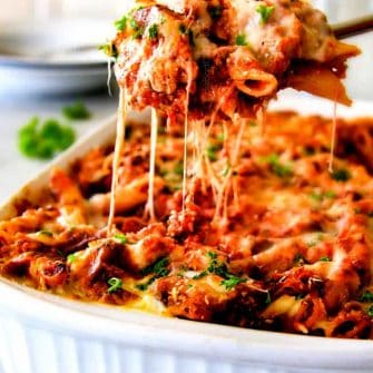 Million Dollar Baked Penne