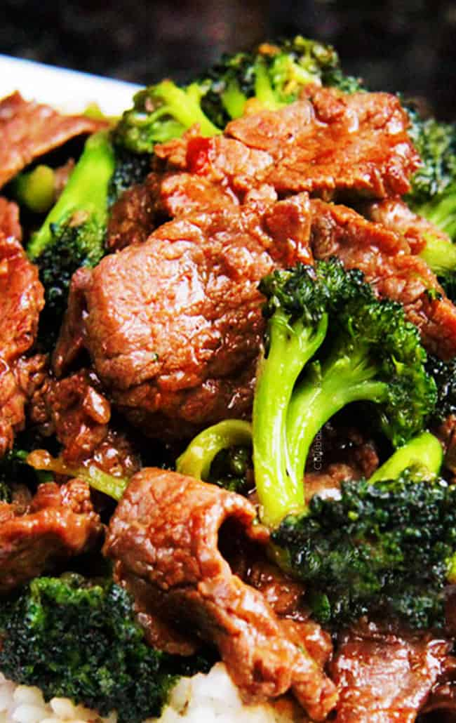 What meat to use in Beef Broccoli recipe