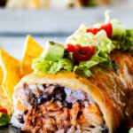 Wet Burritos (customizable!)