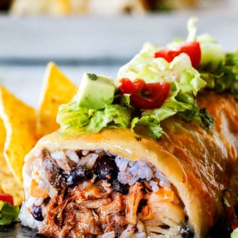 Wet Burritos (customizable!)