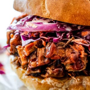 BBQ Brisket Sandwiches (easy Slow Cooker)
