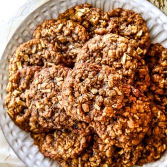 Cinnamon Apple Cookies