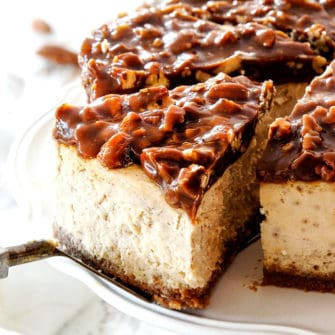 Pecan Pie Cheesecake