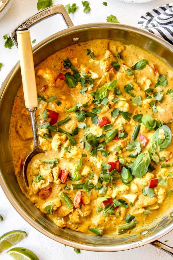 Coconut Curry Chicken Carlsbad Cravings