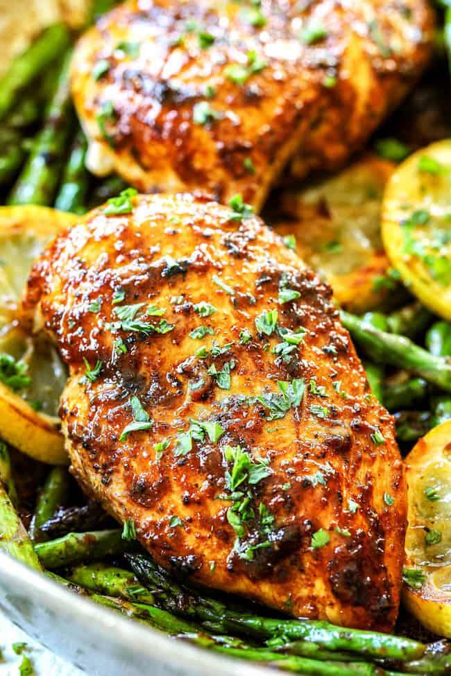 Lemon Pepper Chicken