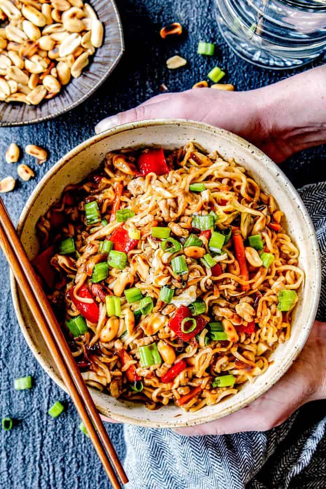 Spicy Ramen Carlsbad Cravings