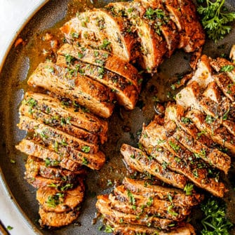 Best Baked Pork Tenderloin