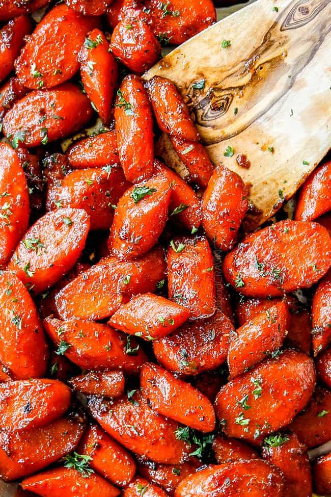 Glazed Carrots + VIDEO (Stove, Oven, Microwave, Crockpot Instructions!)
