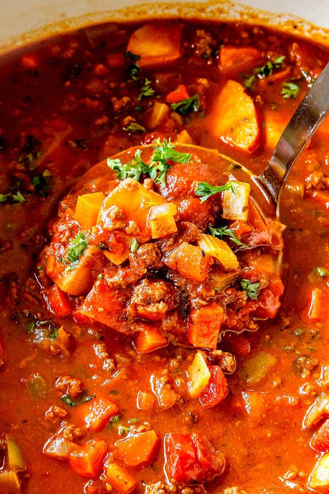 The Best Hamburger Soup Crockpot Freezer Instructions Etc