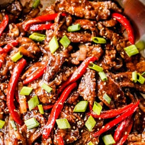 Szechuan Beef