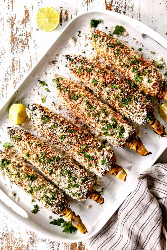 Elote Mexican Street Corn Tips Tricks How To Roast