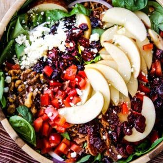 Apple Salad