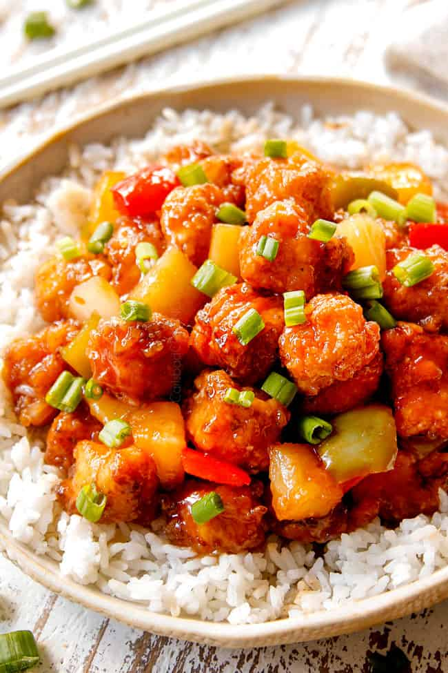 Best Sweet And Sour Chicken Baked Or Pan Fried Make Ahead Freezer Instructions