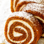 Pumpkin Roll (2 Ways!)